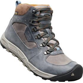 Keen Westward Leather WP Shoes Men grey